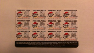 Pizza Hut fund 2